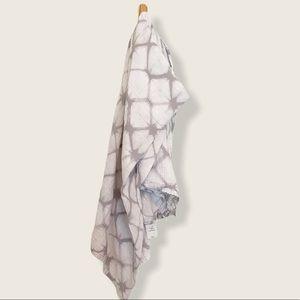 Baby Muslin Blanket Swaddle Tie Dye Print